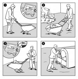 Illustration Kälberwaage
