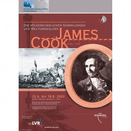 Plakat James Cook