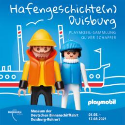 Hafengeschichte(n) Duisburg